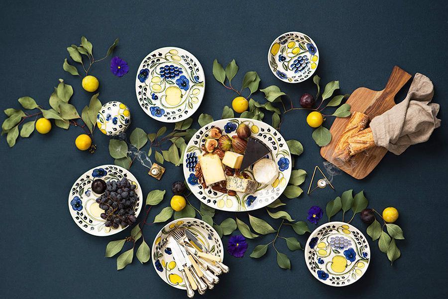 Học cách trang trí món ăn đẹp mắt theo các loại đĩa khi nấu tiệc vip tại nhà
