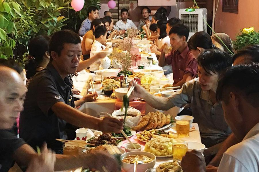 Dịch vụ nấu cỗ tại nhà chuyên nghiệp - Lựa chọn vàng cho bữa tiệc hoàn hảo