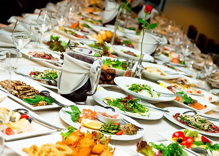 Đặt tiệc outside quận 2 - Cùng Hai Thụy Catering hô biến cho buổi tiệc thêm độc đáo